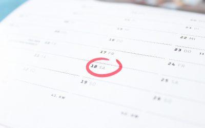 Die Rolle von Kalendern bei der Werbung des Unternehmens
