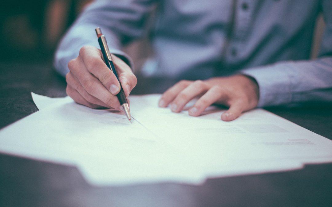 Wie ist Firmenpapier zu entwickeln?